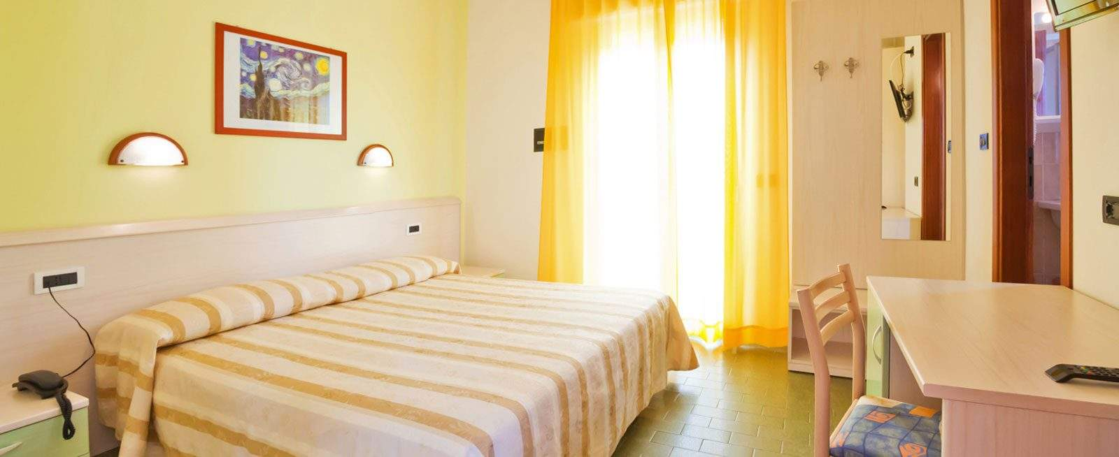 Hotel Angelo Caorle -hotel 3 stelle- SITO UFFICIALE